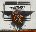 Invaders Must Die [CD/DVD] [PA] by The Prodigy (CD, Feb-2009, 2 Discs, Cooking Vinyl)