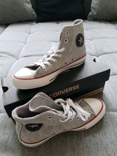 Neu All Star Converse Chucks hi Sneaker Sweatshirt 1U452 Gr.36 UK 3,5