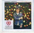 (GF821) Thomas J Speight, Just Where I Want To Be - 2014 DJ CD