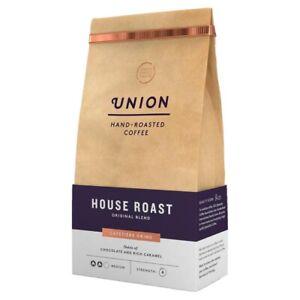 Union-Cafe-Tostado-a-mano-casa-Asado-original-mezcla-frijoles-cafetiere-moler-200g
