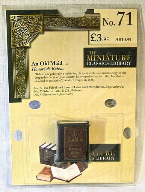 Del Prado Miniature Books Leaves of Grass by Walt Whitman Classics Library
