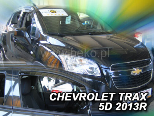 Heko derivabrisas Chevrolet Trax a partir de 2013 5-türig 2-tlg 10543