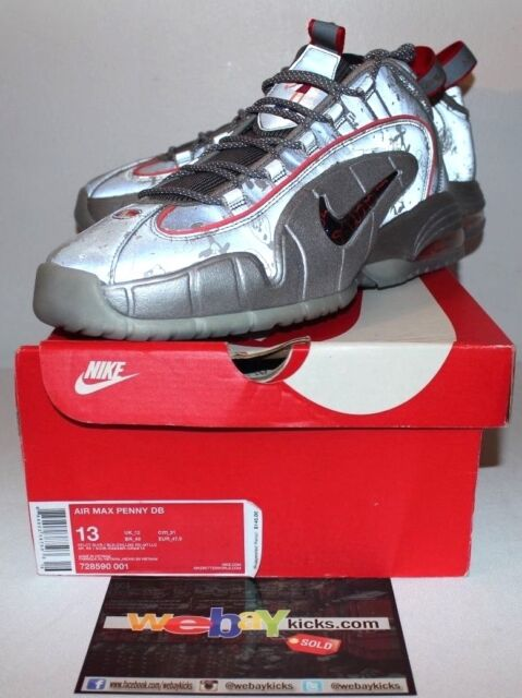 save off 3509d 8d0fa Nike Air Max Penny DB Doernbecher Alejandro Munoz Sneakers Men s Size 13 New