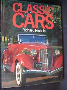 Bison-Group-Book-Classic-Cars-Richard-Nichols-English