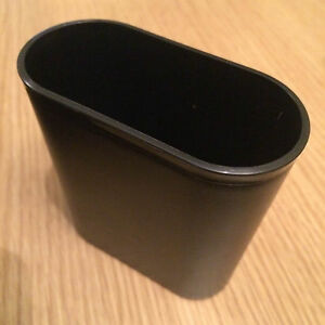 8cm-Dice-Cup-Oval-Shaker-Black-Great-for-Games-UK-Seller-D137