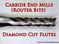 Router Bit 120mm 047 Solid Carbide Shank 18 Pcb Cnc N