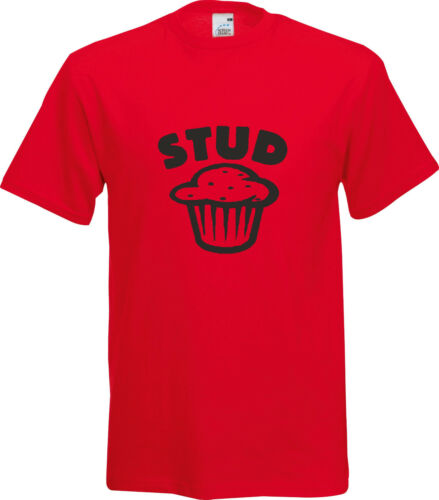 Stud Muffin Party San Valentino Regalo Cotton T Shirt
