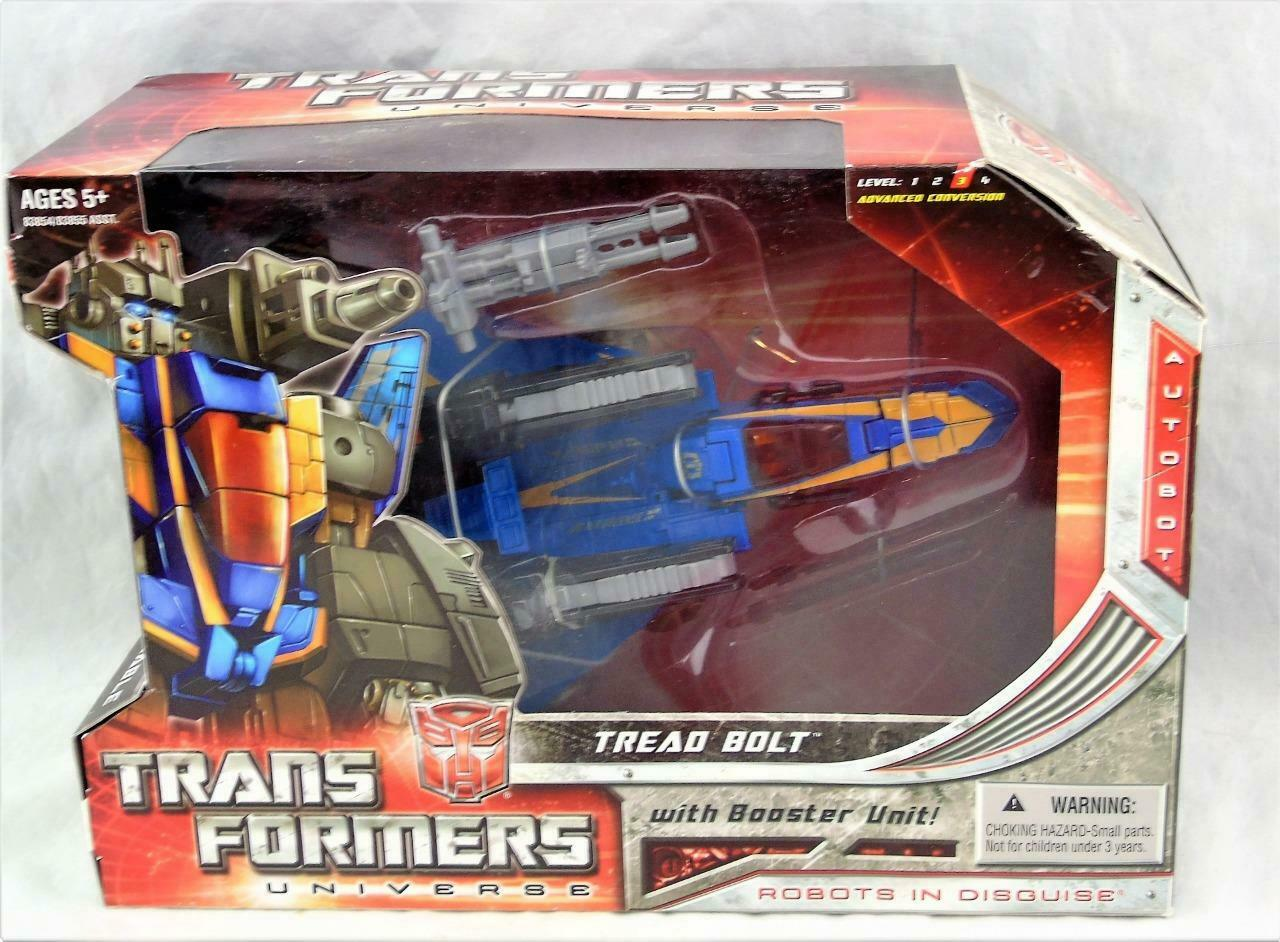 Transformers Universe Classics Voyager Class Thread Bolt MISB