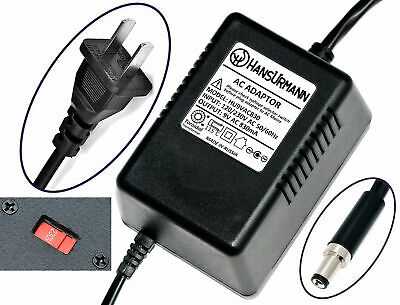 9V AC//AC Adapter For Alesis Micron DM5 Drum D4 SR16 HR16 P3 M-EQ Power Charger