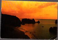 Vintage Used Postcard Portugal, Algarve, Lagos, D.Ana Beach, Stamped