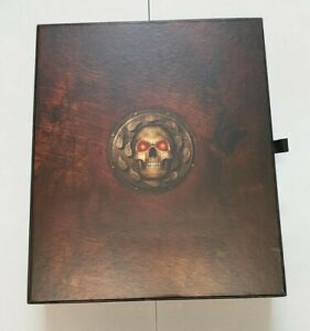 Baldur's Gate Collector's Edition Items (No Game) - Official Pins, Dice, Map etc