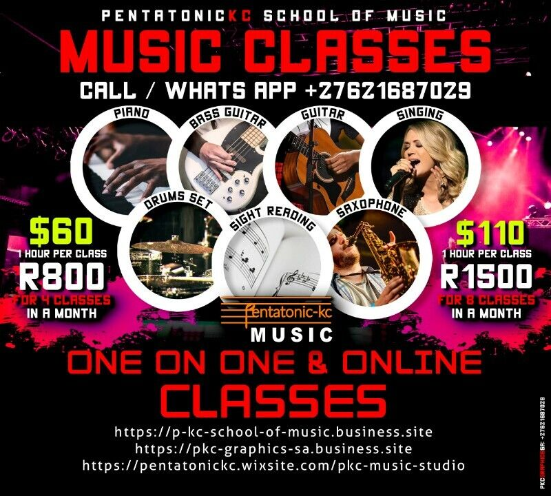 Guitar Class (ONLINE or AT OUR STUDIO)