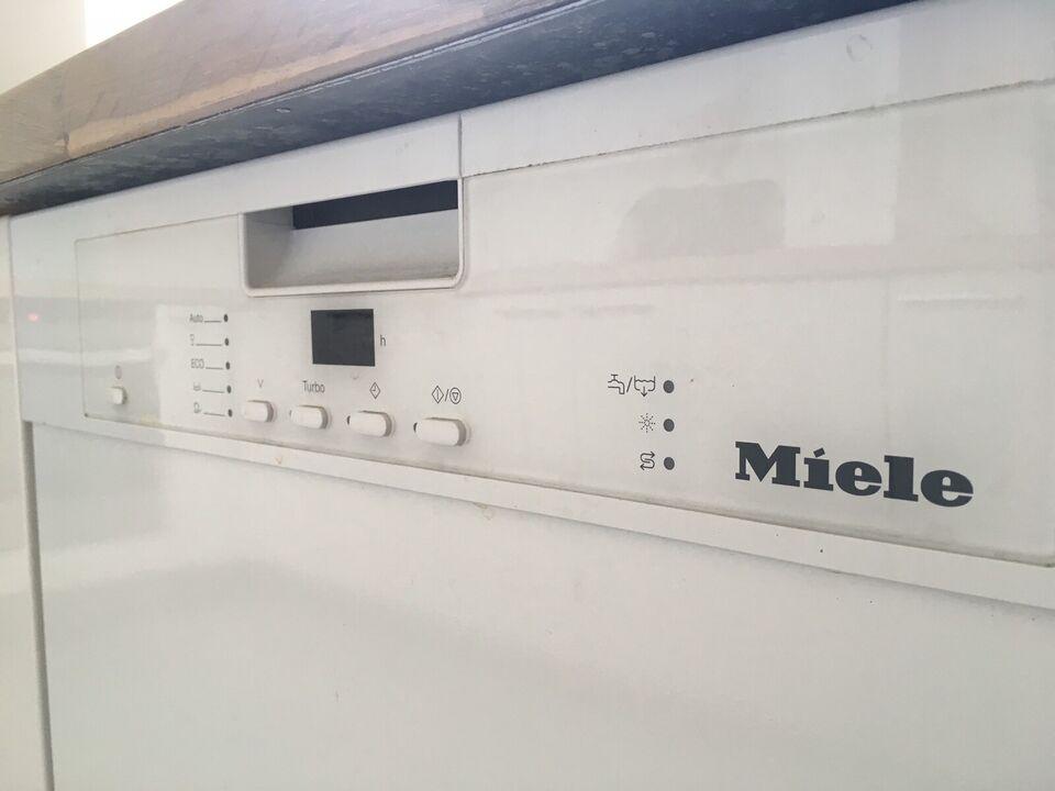 Miele G4230 SCU, fritstående, energiklasse A+