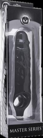 Master Series Mamba - Cock Sheath Black (Black) Penis Extender