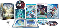 Rodea The Sky Soldier Limited Edition (nintendo Wii U, 2015) + Key Of Time