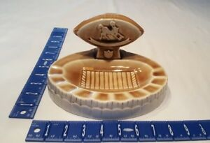 VERY-RARE-Vintage-Baltimore-Colts-Football-Stadium-Weico-1960s-Ashtray-Old-NFL