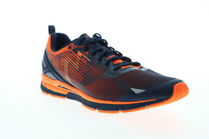 361 Degrees Onyx 101620115-6069 Mens Blue Mesh Lace Up Athletic Running Shoes