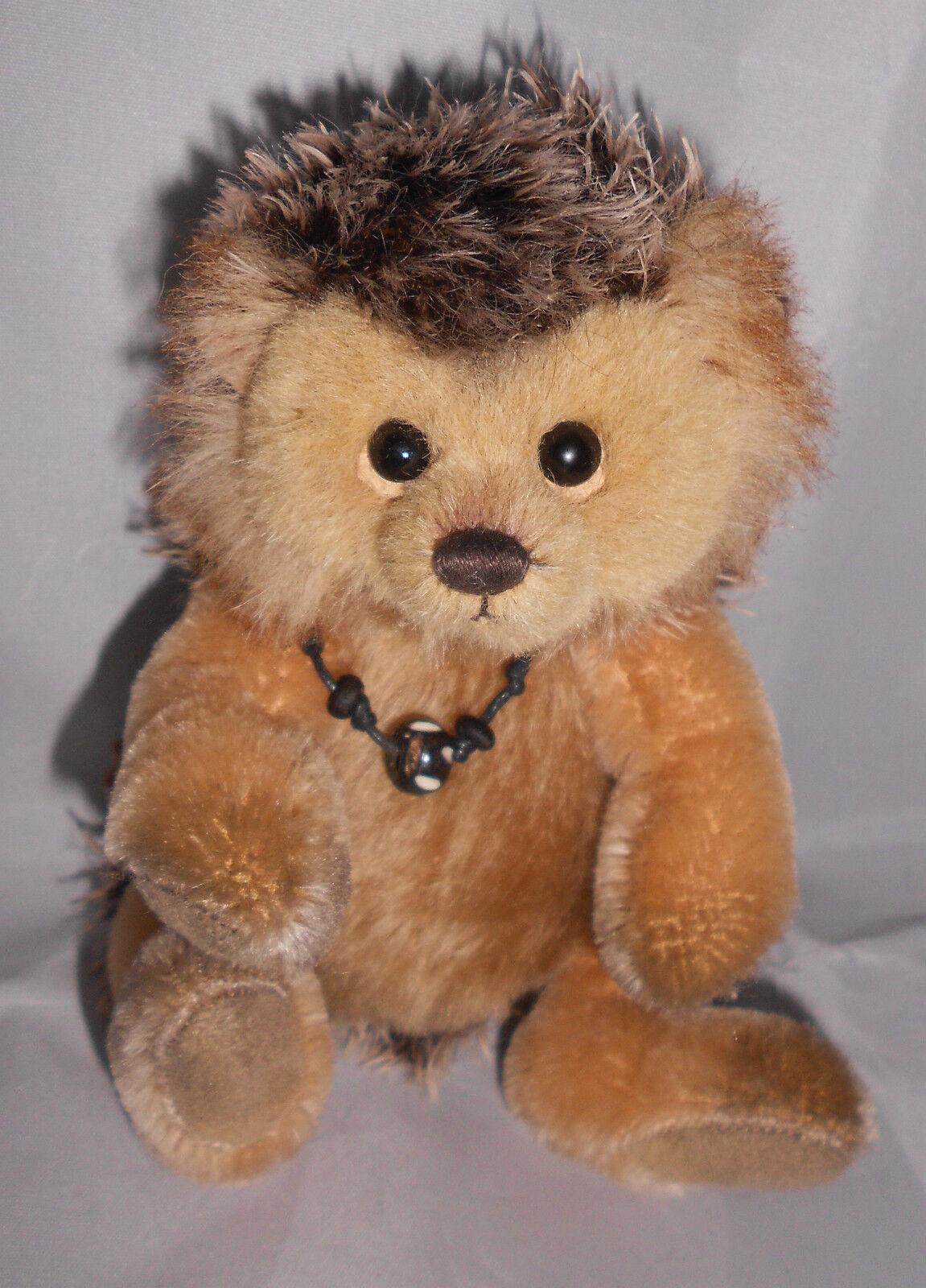 Charlie Bears HOGLET Hedgehog Minimo Isabelle Lee Mohair Alpaca Limited Edition