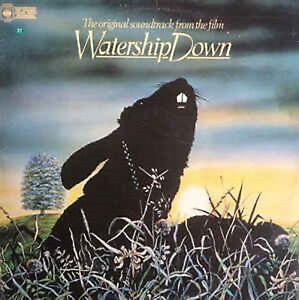 Angela-Morley-Watership-Down-Pendulum-RARE-CD