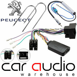 interface peugeot 207 kenwood