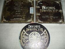 DREAMS OF DAMNATION - Epic tales of vengeance CD 2006   Dark Angel