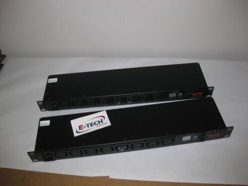 APC Rack PDU AP7921 Switched 16A 1U 208//230V