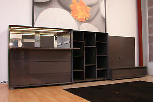 interl bke kommode ausstellungsst ck lack elephant lp 8 470 eur w neu ebay. Black Bedroom Furniture Sets. Home Design Ideas