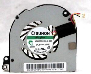 SUNON-MAGLEV-CPU-COOLING-BARE-FAN-MF60070V1-B040-G99-2W-5VDC-0-42A-DC280008GS0