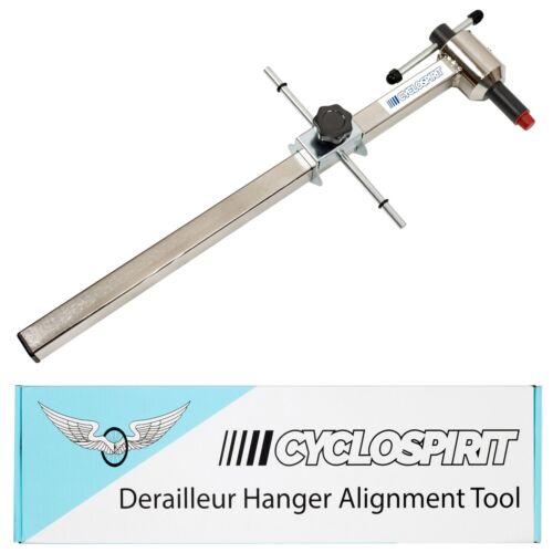 Derailleur Hanger Alignment Gauge by CycloSpirit