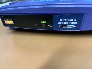 Access Point Linksys Wireless -G