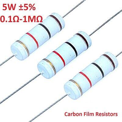 +//5/% Résistance carbone 82K ohms 1//4W 250 mW
