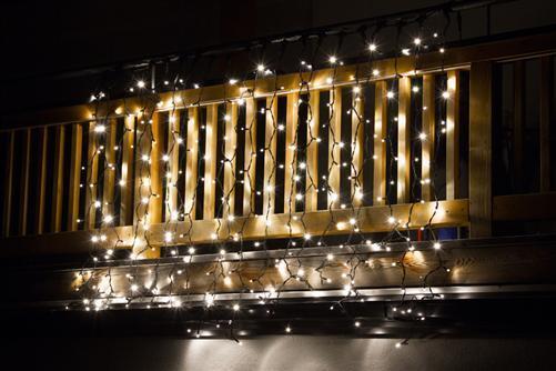 1200 1200 1200 LED Lichtervorhang 2 x 6m Warmweiss Koppelbar Weihnachten 5 J. Garantie  | Billig  83caae