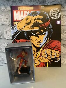 Eaglemoss-Classic-Marvel-Figurine-Collection-Issue-111-Shang-Chi