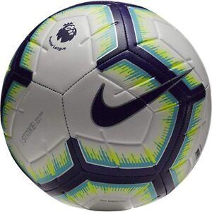 Nike Original 2018 19 EPL barclays Premier League Strike Soccer Ball ... df4623c4654d