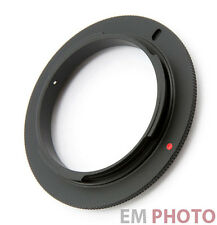 Retro Adapter Nikon - 58 mm Umkehrring Retroadapter Umkehr Makro Ring   112