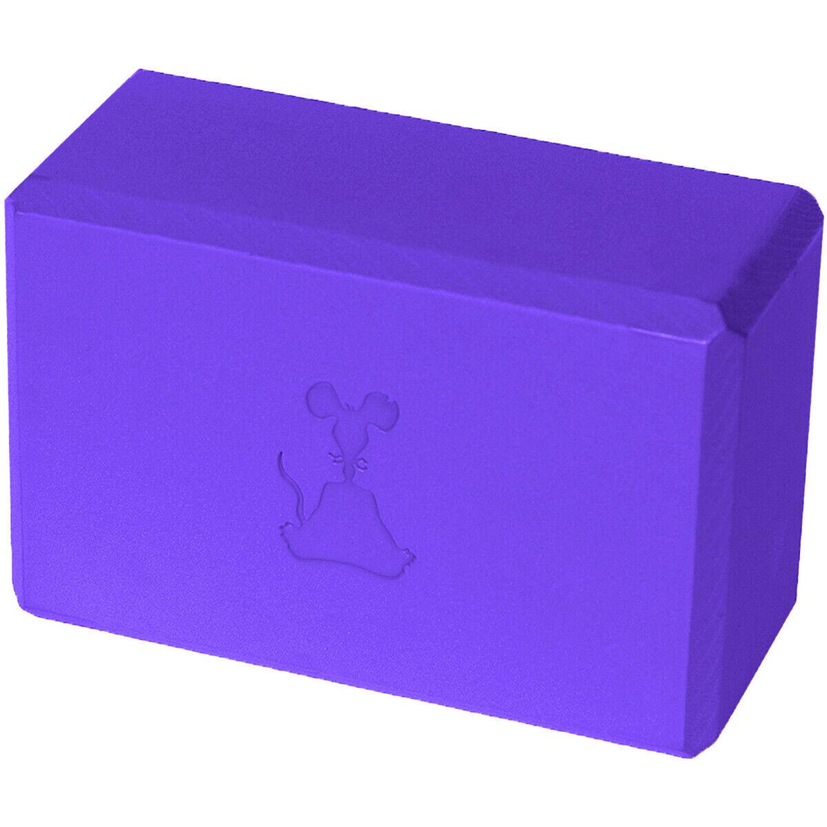 YogaRat Yoga Block – Indigo