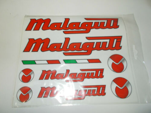 Kit Autocollant Malaguti