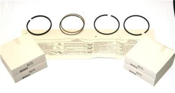 DNJ PR4187 Standard Piston Ring Set For 92-97 Ford E-350 Econoline 7.5L OHV 16v