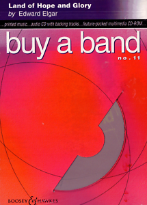 Buy-a-Band-Vol-11-LAND-OF-HOPE-AND-GLORY-For-All-C-Bb-and-Eb-Instruments-CD-ROM