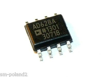 10X ANALOG DEVICES OP275G DUAL BIPOLAR OP AMP 9MHZ 22V//S 1.25MV SOIC-8