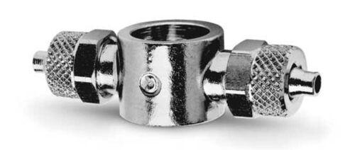 empuje Montaje-Conector De Anillo Doble Banjo-Tubo de 8//6-1//8 Camozzi 1620 8//6-1//8