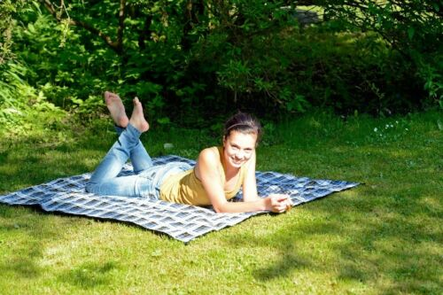 Amazonas Picnic blanket Ultra Light 150x200cmOutdoordecke washable washable Pic