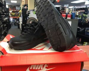 Details about NIKE AIR MAX 1 ESSENTIAL ALL BLACK SZ 10.5 [537383 020]