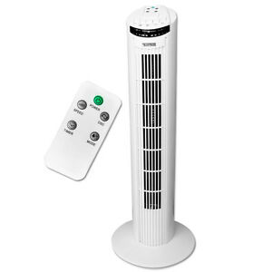 ELDSTAD-Ventilator-Luefter-Saeulenventilator-Standventilator-Turmventilator-50W