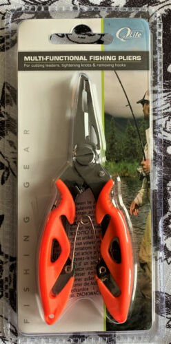 Multifunctional Fish Pliers for anglers to remove Hook bleie etc.