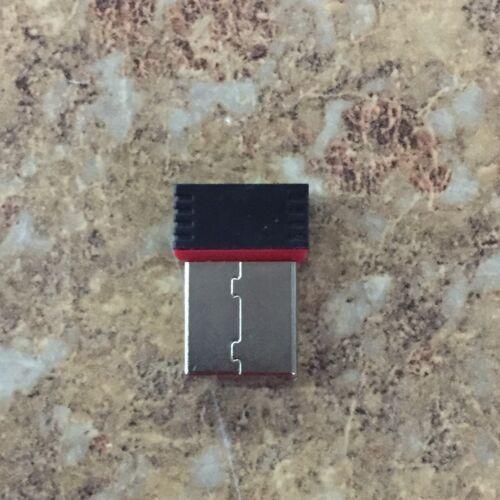 NEW Realtek RTL8188 USB WiFi 802.11B//G//N Adapter Mini Wireless Network Dongle