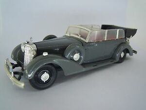 1937-MERCEDES-CABRIOLET-1-43-Scale-RIO-Model-Car-MADE-IN-ITALY-1-43-S-VP