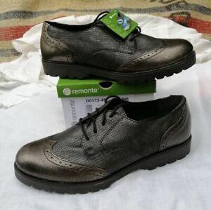 Damen Remonte Rieker Halbschuhe Schuhe
