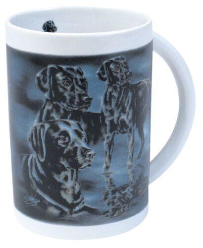 57212 Collection Boetzel Keramiktasse Tasse Hundemotiv LABRADOR NEU