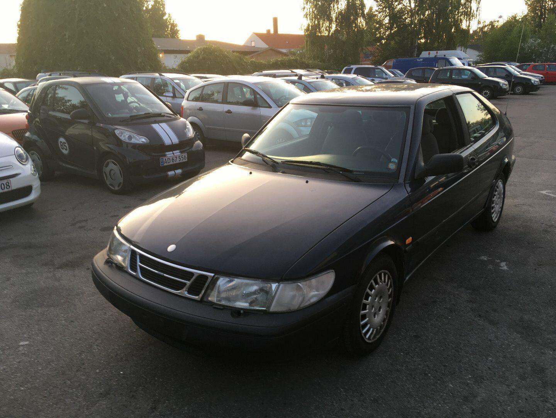Saab 900 2,0  3d